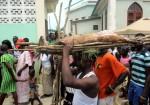 Aboakyer Main Deer Sacrifice