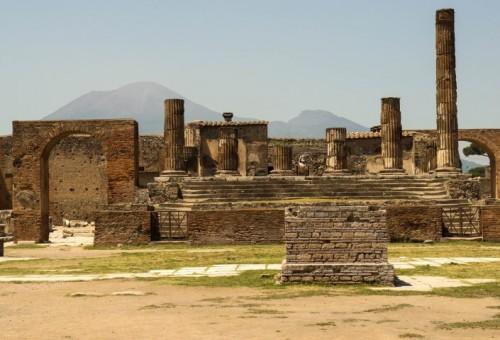 pompeii scenery