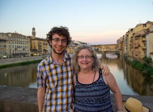 ponte vecchio mama and i