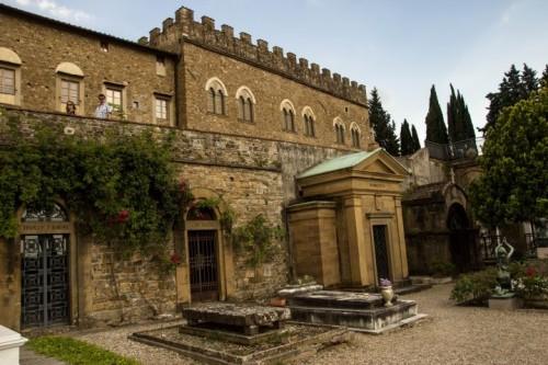 San Miniato adjoining Olivetan Monastery