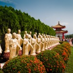 Pictures from Fo Guang Shan Monastery