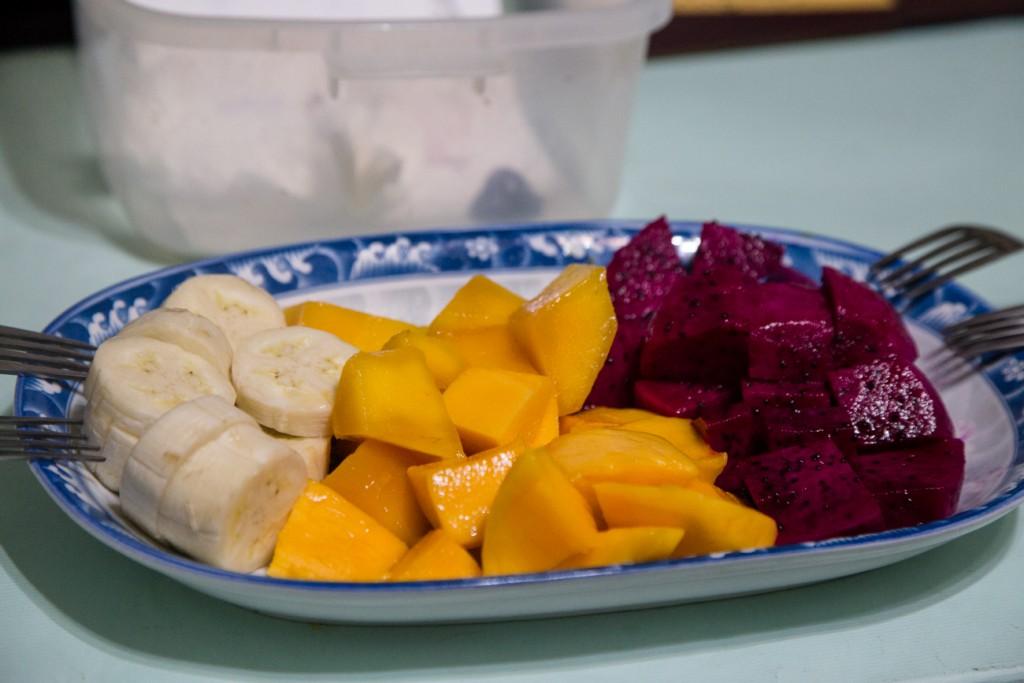 Host Family Fruit