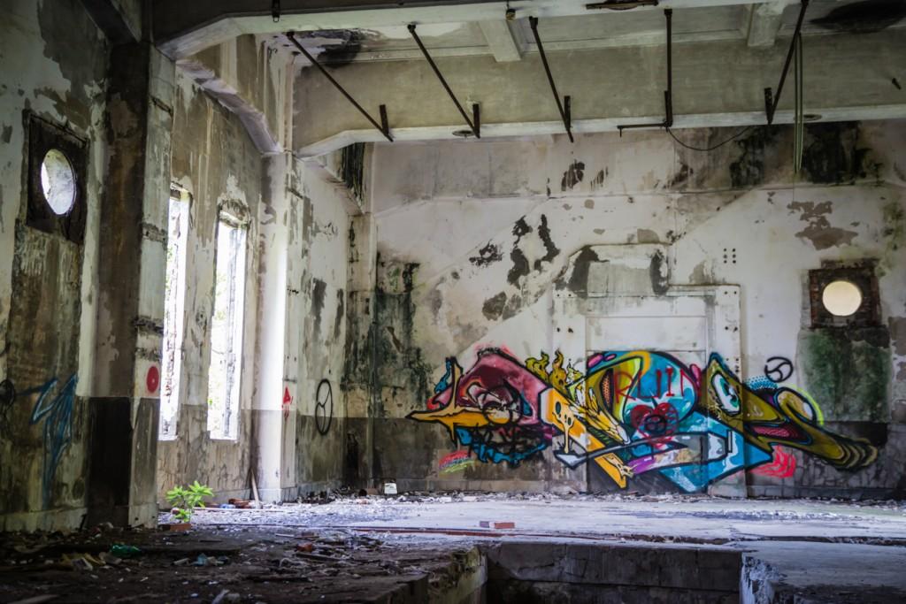 Jiufen Abandoned Factory