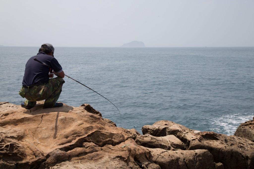 Jiufen Fishing