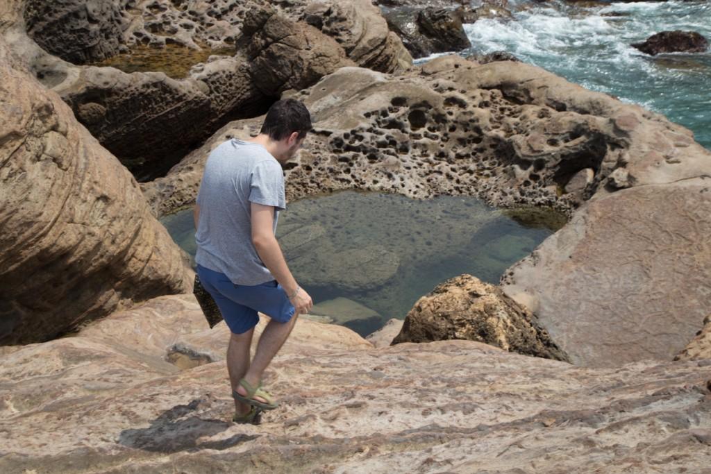 Jiufen Seaside Hiking