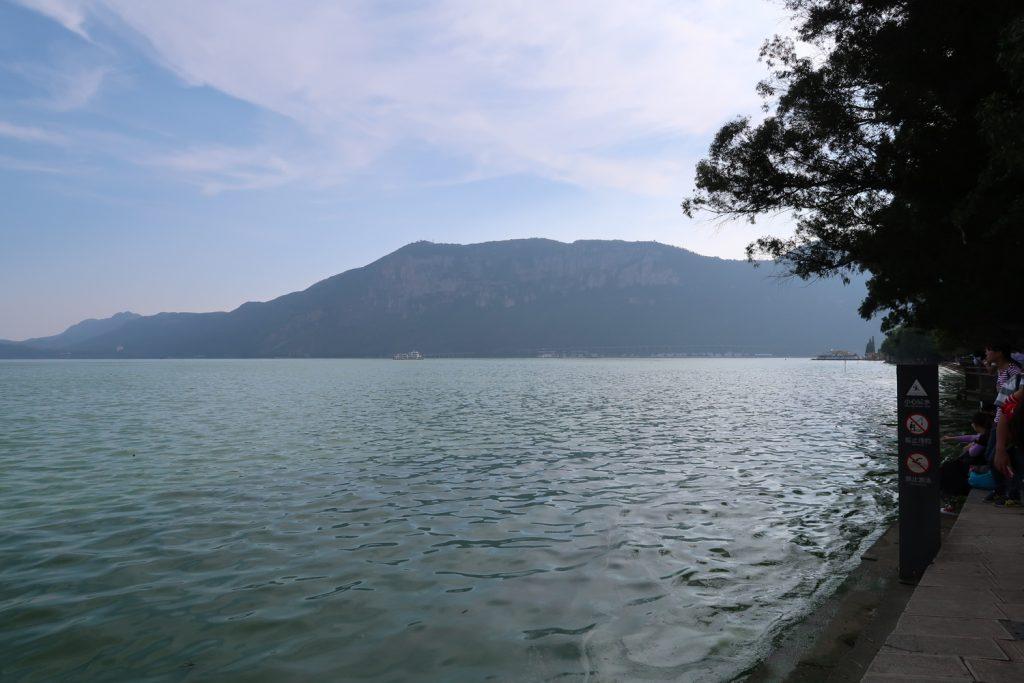 Kunming Dianchi Lake