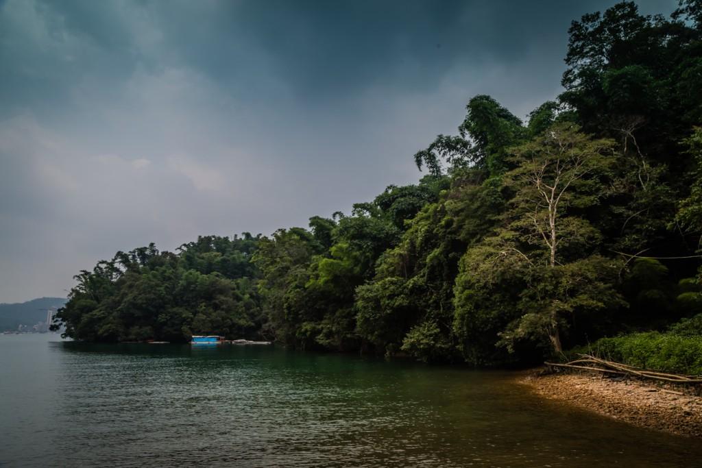 Taiwan Host Family Sun Moon Lake