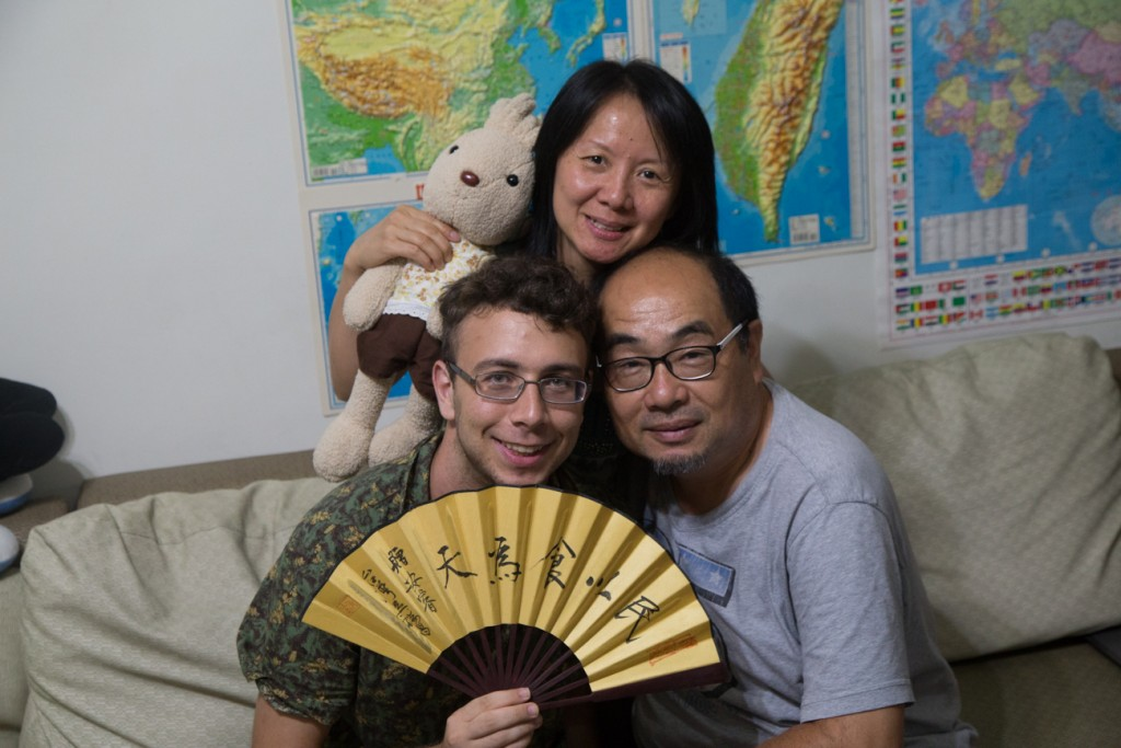 Taiwan Host Parents