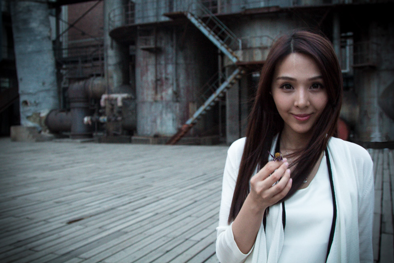 beijing photo walk leona xu factory