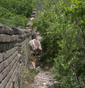 China: Jiankou to Mutianyu Great Wall Hike