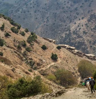 Morocco: Berber Village Trek
