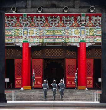 Changing of the Guards, Martyrs' Shrine