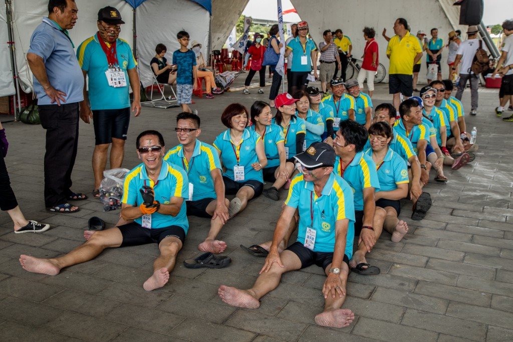 dragonboat festival race practice